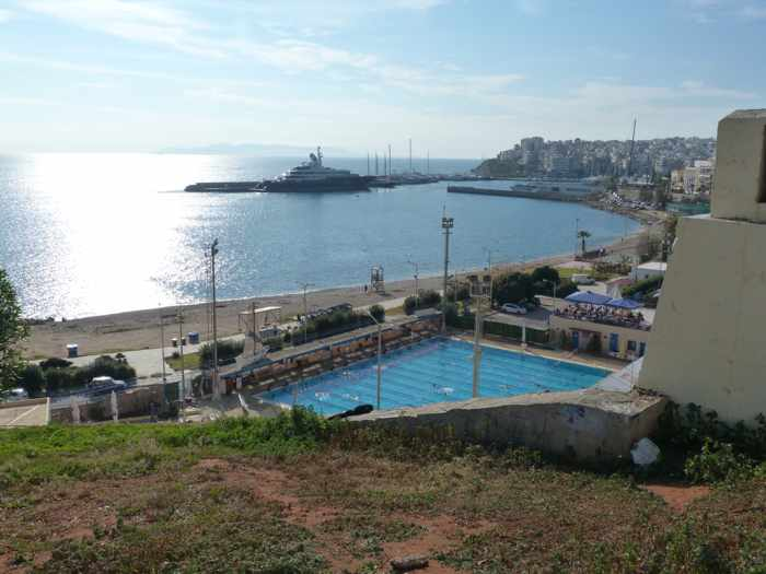 Municipal Swimming Pool of Pireaus