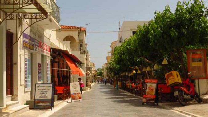 Nefeli Cafe-Bar in Andros