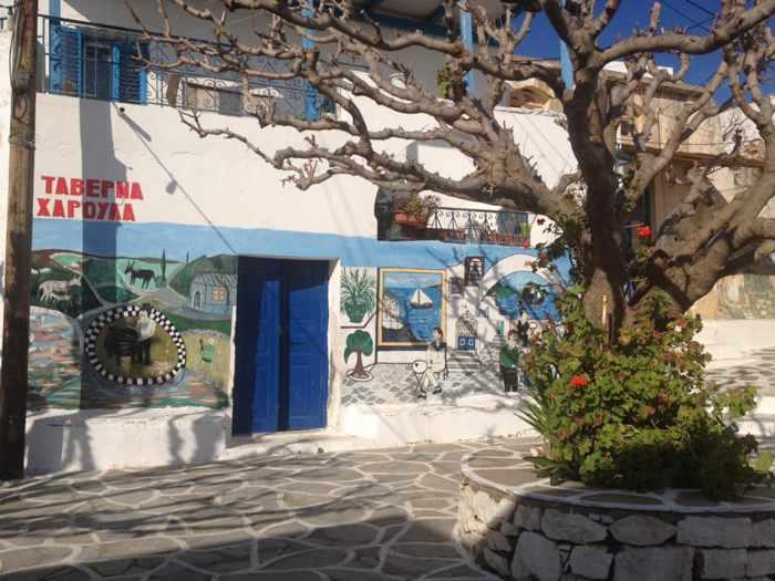 Parosweb photo of Haroula Taverna