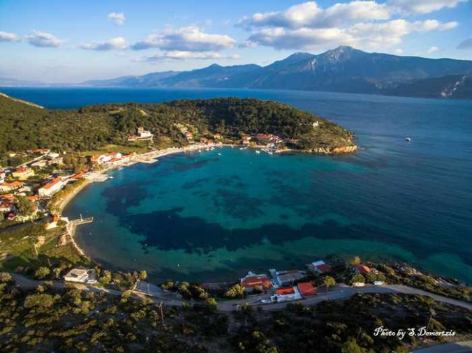 Stelios Demertzis photo of Poseidonio on Samos