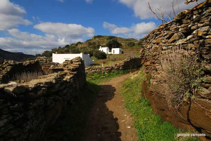 Giorgos Zampelis photo of Sifnos Trail 10A