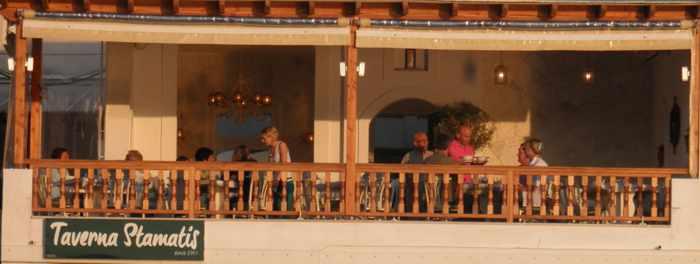 Stamatis Restaurant Batsi Andros