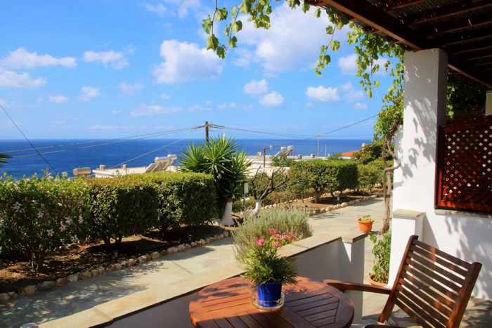 Marfo Studios terrace