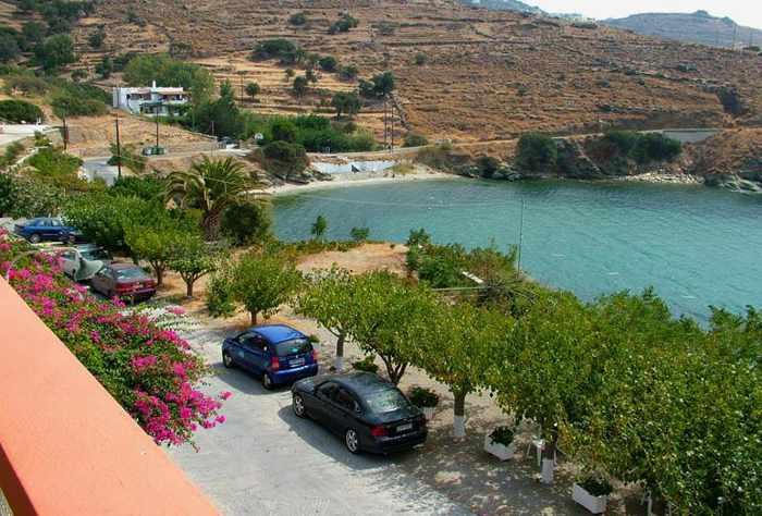 Villa Bonatsa terrace view