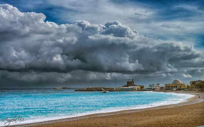 Angela D Photos image of Elli beach on Rhodes