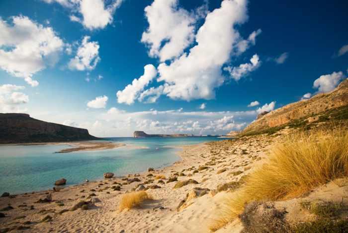 Balos photo from Fantasy Travel of Greece