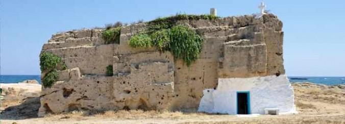 Agios Nikolaos chapel on Skyros island