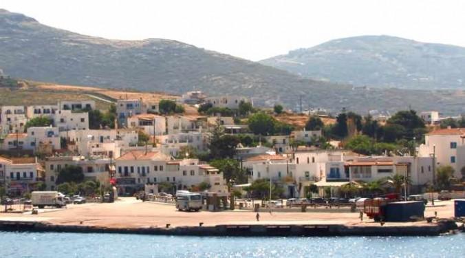 Gavrio port