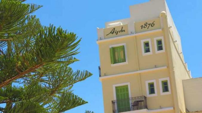 Hotel Aigli 1876 in Tinos