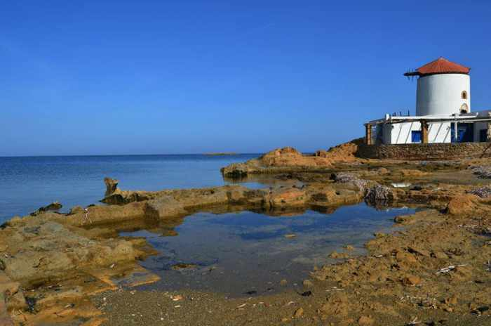 Come to Skyros Facebook photo of windmill