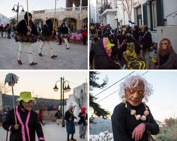 Borders of Adventure blog photos of Skyros Carnival