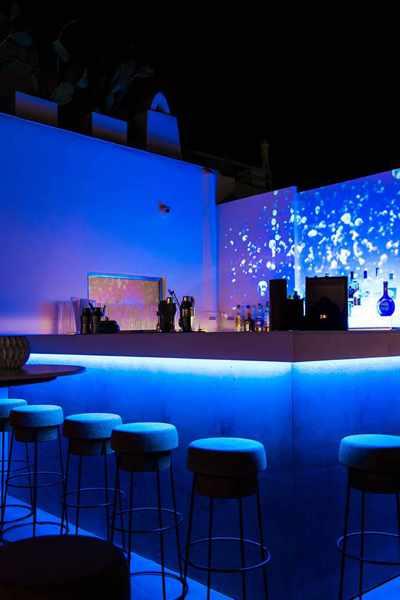 Aperitivo Bar at Bollicine Mykonos
