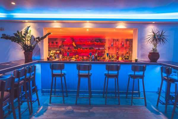 Blu Blu Lounge Mykonos