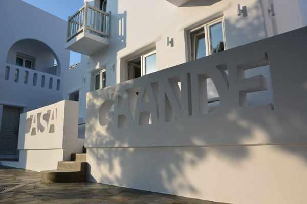 Casa Grande Hotel Mykonos exterior