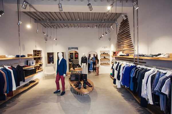 Collective Resort Mykonos Matogianni Street store