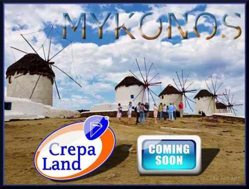 Crepa Land Mykonos