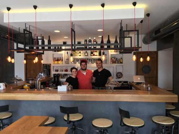 El Burro Mykonos cafe