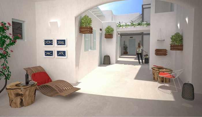 Ibiscus Boutique Hotel Mykonos