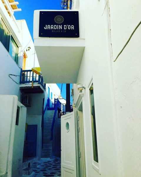 Jardin Dor Mykonos