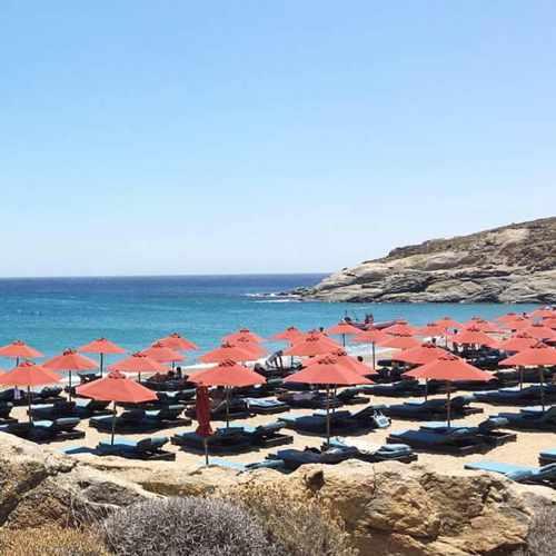 Lia beach house Mykonos