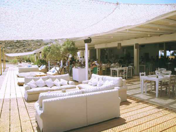 Liasti Beach Resort Mykonos