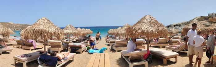 Liasti Beach Resort Mykonos