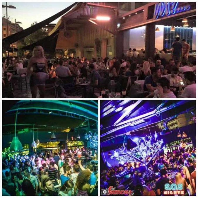 Millenium GAZI club in Athens