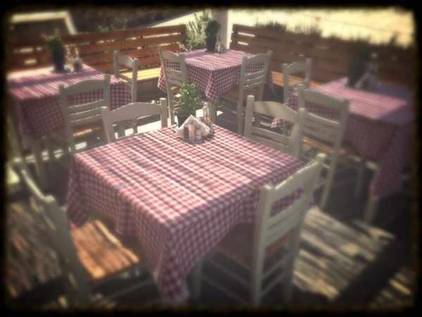 Mykonian Plate restaurant Mykonos