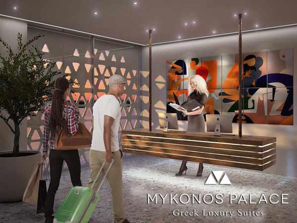 Mykonos Palace Greek Luxury Suites