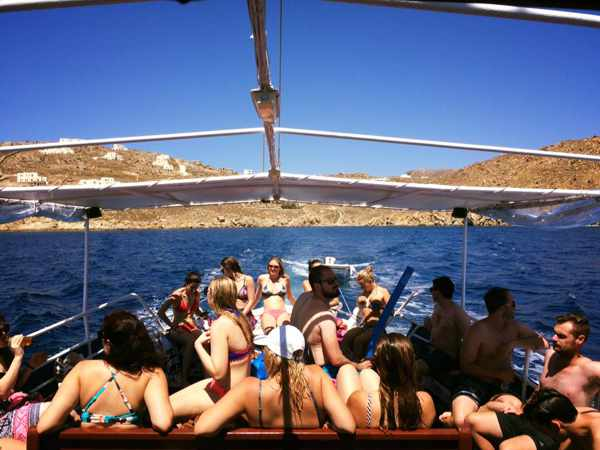 Mykonos Traditional Boat Cruises