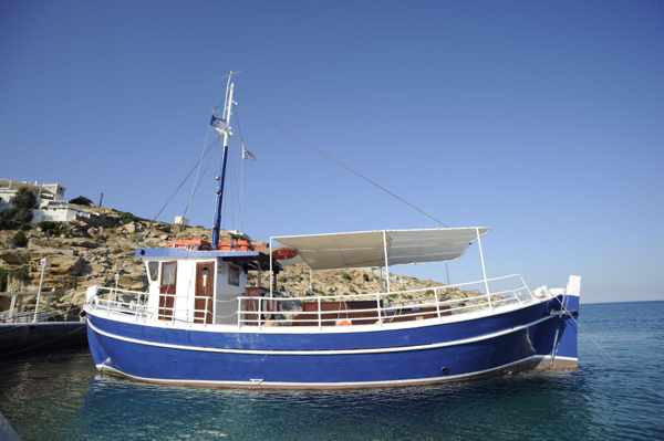 Mykonos Traditional Boat Cruises