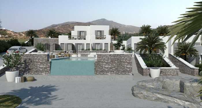 Mykonos Waves Beach House & Suites