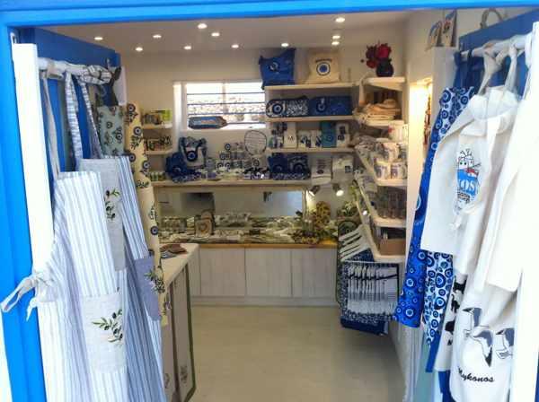 Mytho Mykonos shop