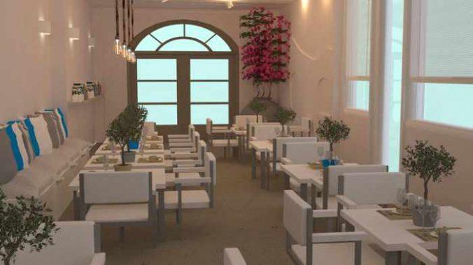Nesaea Restaurant Mykono