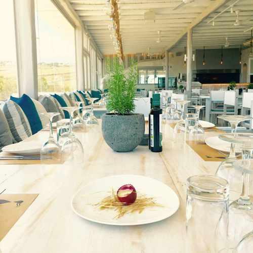 Nesaea restaurant Mykonos
