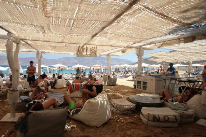 Panormos Beach Resort Mykonos