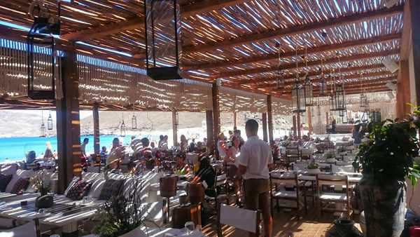 Panormos Beach Resort Mykonos photo 03 shared on Facebook by Sotiris Kam