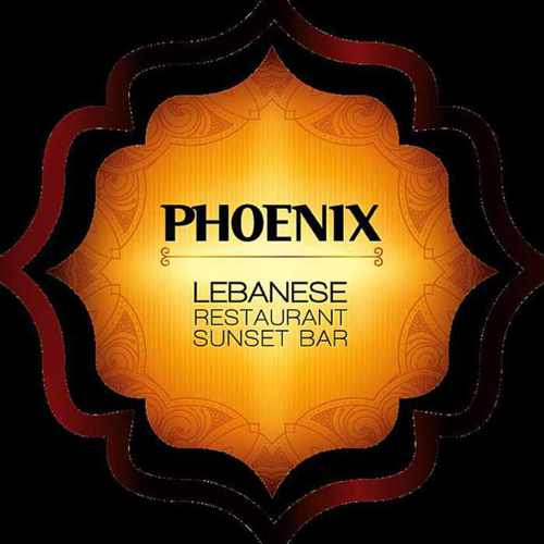 Phoenix Lebanese restaurant & sunset bar Mykonos logo