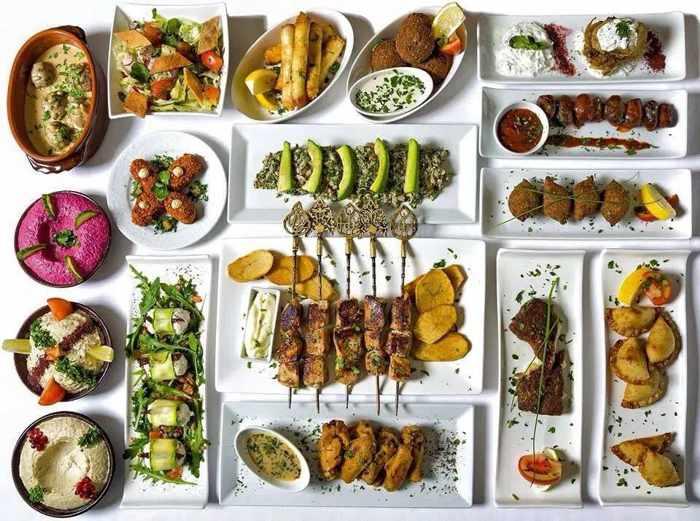 Phoenix Lebanese restaurant & sunset bar Mykonos