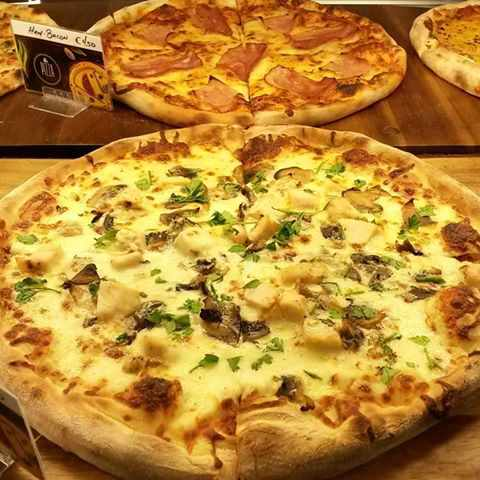 Pizza L'Angolo Mykonos