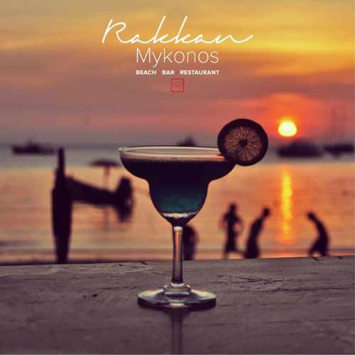 Rakkan Mykonos beach bar restaurant