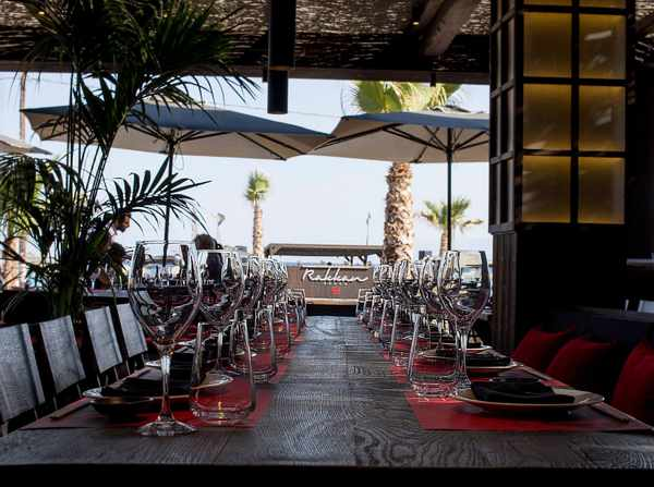 Rakkan Mykonos restaurant