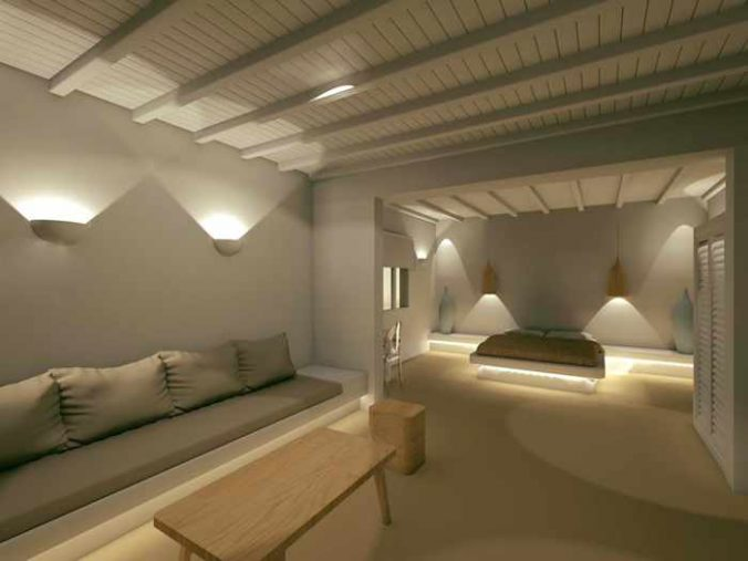 Seethrough Mykonos Apartment and Suites