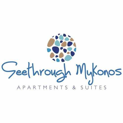 Seethrough Mykonos Apartment and Suites logo
