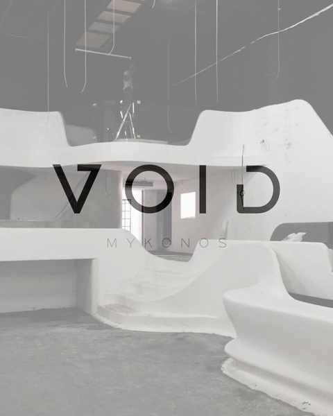 VOID nightclub Mykonos