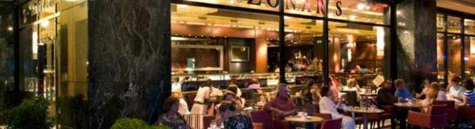 Zonars restaurant Athens Greece
