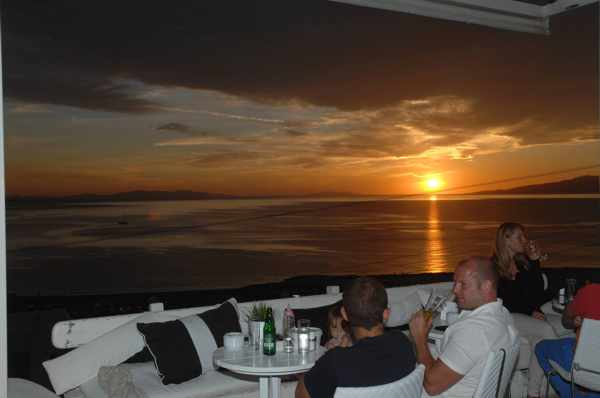 Phoenix Lebanese Restaurant Mykonos