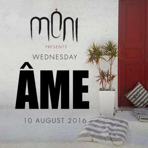 Ame at Moni nightclub Mykonos