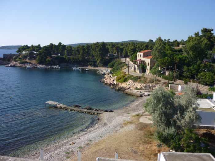 Atsitsa Bay on Skyros