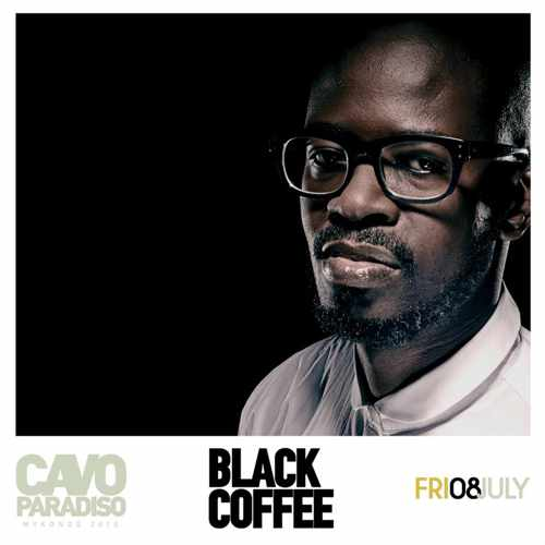 Cavo Paradiso Mykonos presents Black Coffee